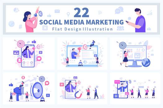 22 Social Media Marketing