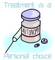 Bodily autonomy by kipplesnoof