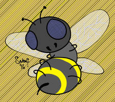 Bee by kipplesnoof