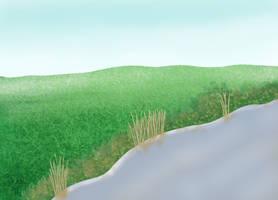 Meadow by kipplesnoof