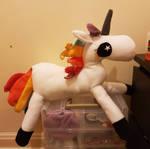 Fat little unicorm