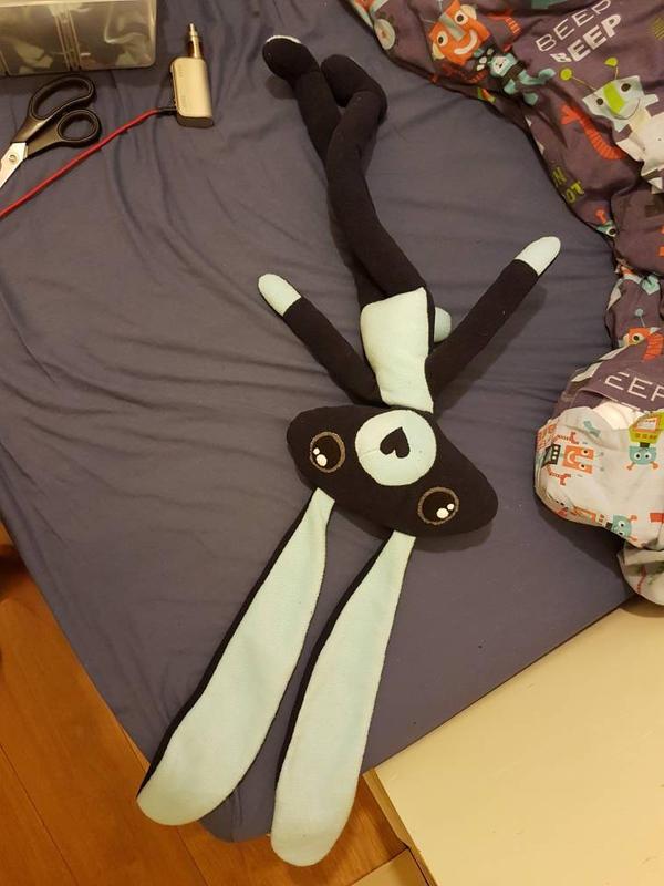 Bunny by kipplesnoof