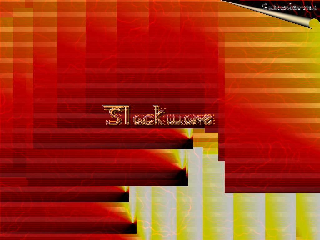 Slackware Gunadarma by mikail-eres