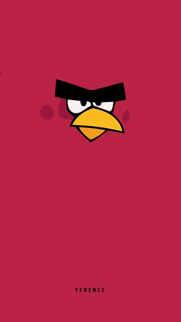 Terence (Angry Birds) by mojojojolabs on DeviantArt