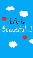 life is beautiful by mojojojolabs