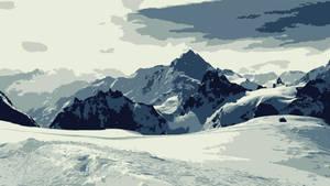 Mountain by mojojojolabs