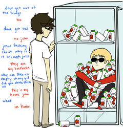 funny homestuck by sman97