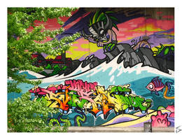 Grafitti by NotKnownPerson