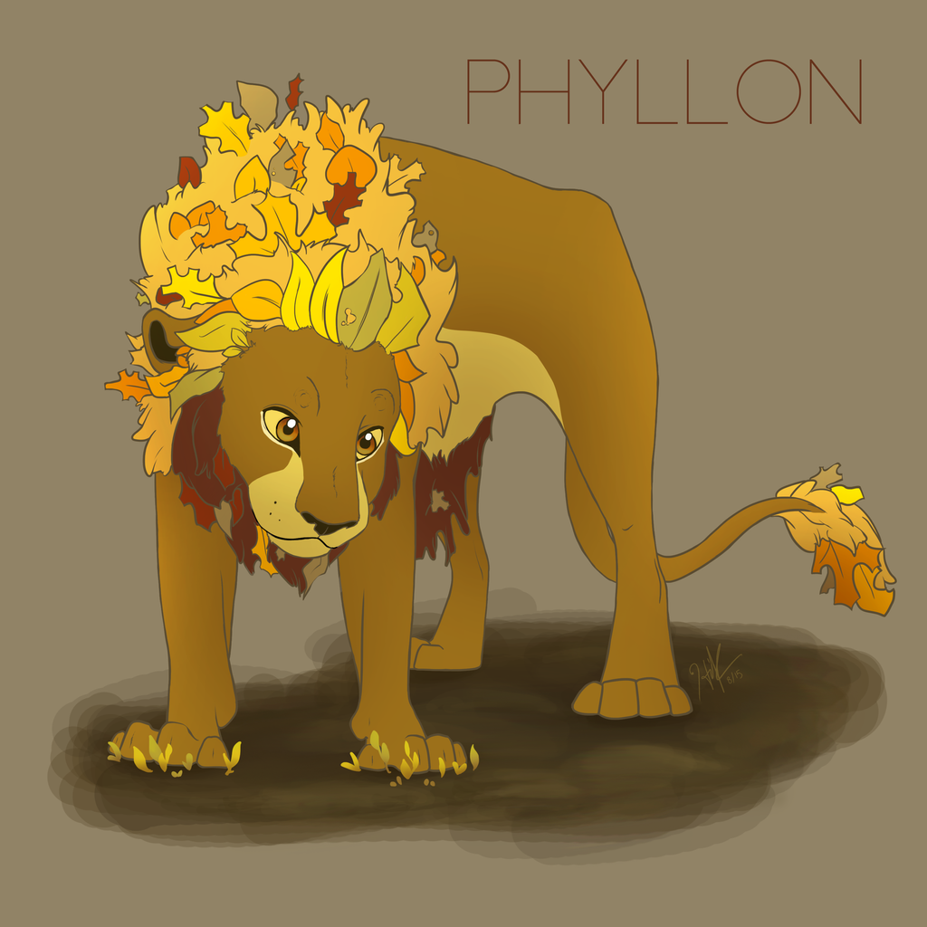 Phyllon in Autumn by Nukaleu
