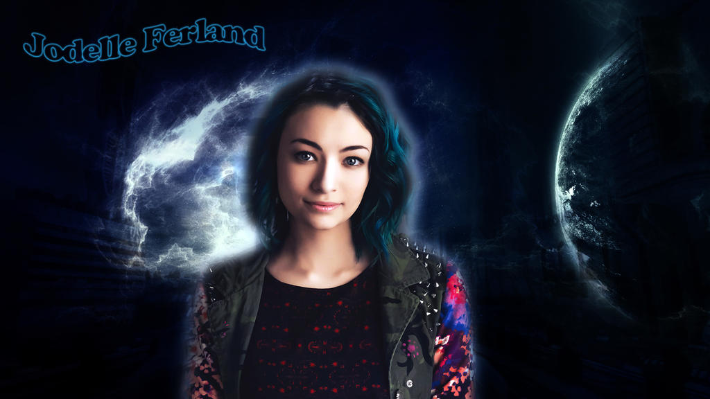 Wallpaper Jodelle Ferland by christ13430