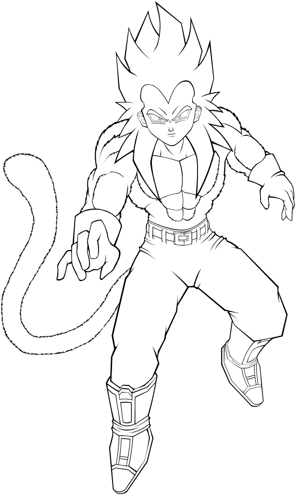 Dragon Ball Z #139 (Cartoons) – Printable coloring pages | 1020x610