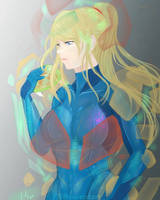 Metroid's 30th! by VialEOS