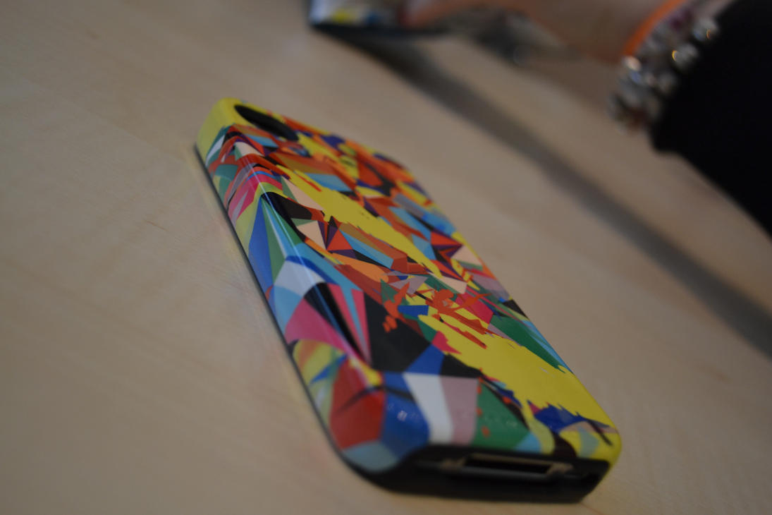 That Phone Cover... by SuccubusAlice