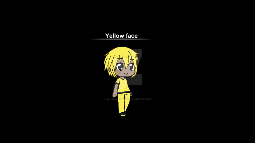 bfb yellow faces new digsign by squidwardbfb52 on DeviantArt