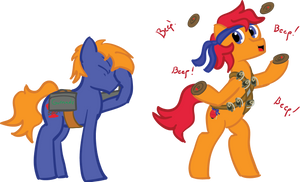 Bing and Boom by foreverflame400