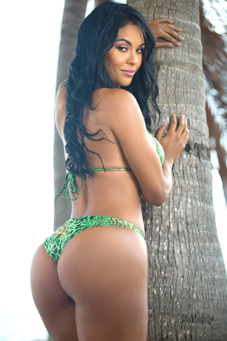 Erotic brazilian ass
