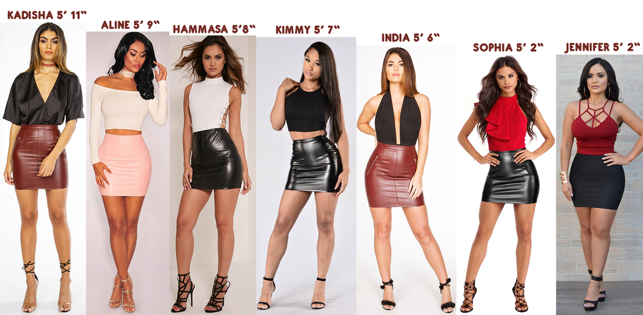 Average Height And Weight For Fashion Models