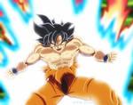Full Power !! True Ultra Instinct !