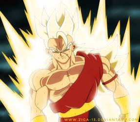 YAMOSHI ... The Legend Of The Super Saiyan by Ziga-13