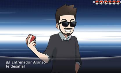 Pokemon Trainer-Alonso (me)