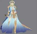 Goddess Byleth