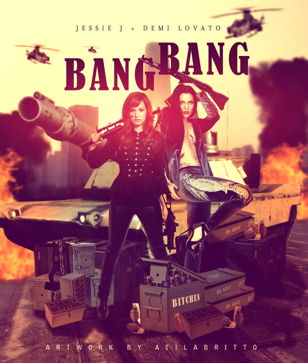 Bang Bang Reaload by brittoatila