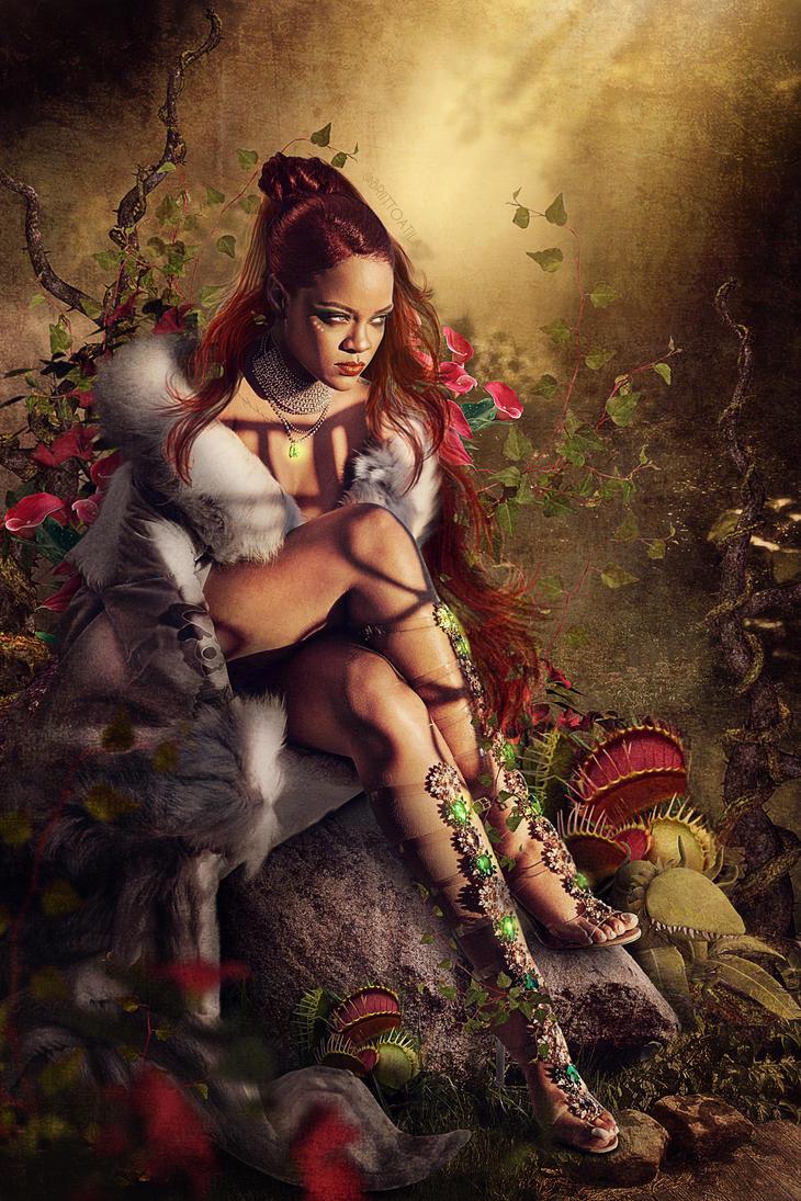 - Poison Rihvy Glam - by brittoatila