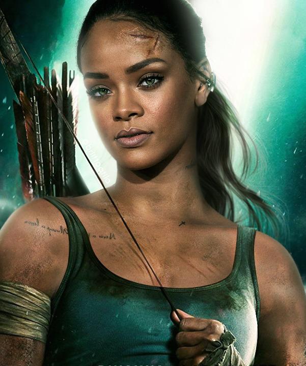 - Tomb Raider - by brittoatila
