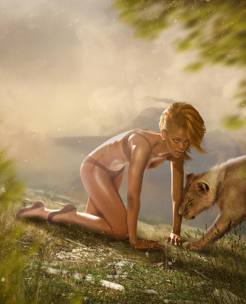 - Wild Females - by brittoatila