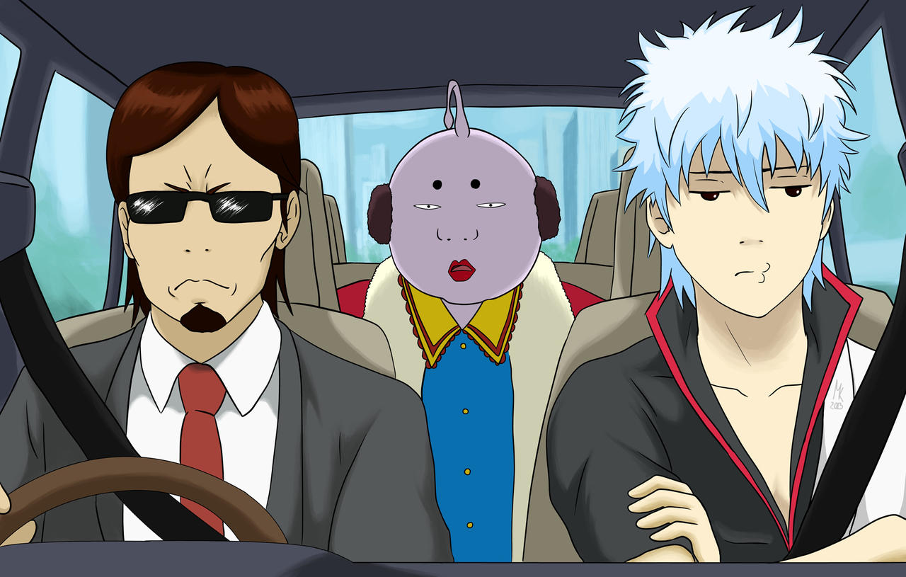 The Side Characters of Canaan | Continuing World  |Anime Taxi Driver