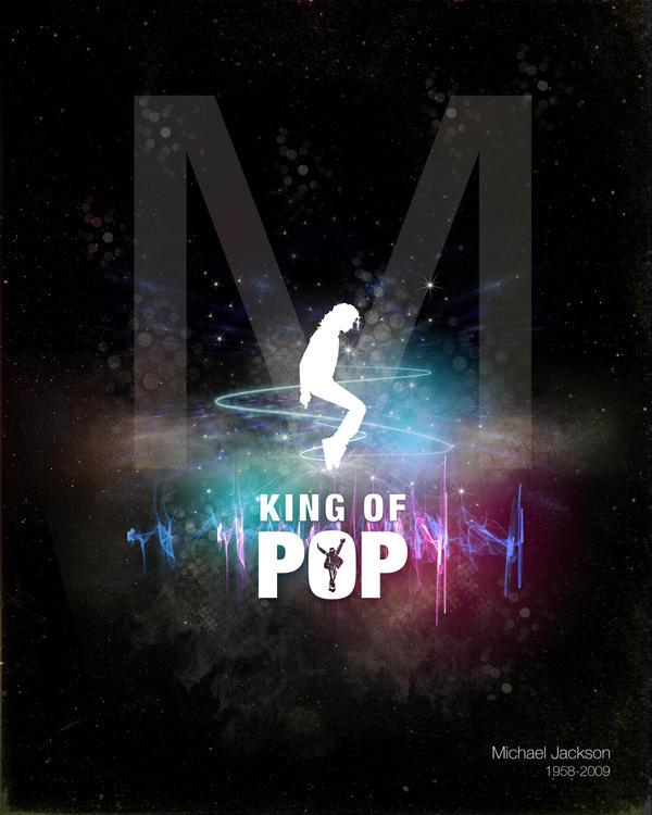 King of Pop - Michael Jackson by bryan27