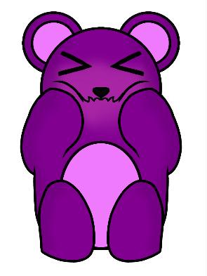Teddy bear :3 by SharkBait437