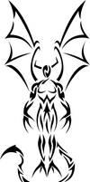 Nightgaunt tattoo