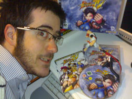 Street Fighter IV Collector Ed