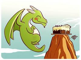 happy dragon birthday Cri! :D
