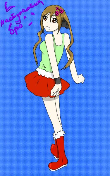 Present) by hitsumaya-no-mika