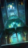 Underground Palace 2 by pbario