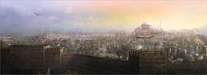 Constantinople view