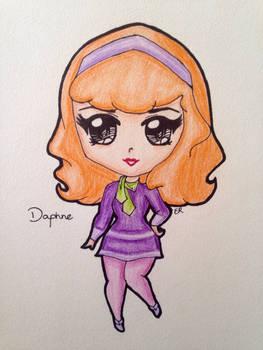 Daphne- Scooby Doo