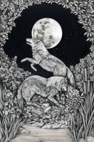 WOLF ALLEGORY by STRIX-artist