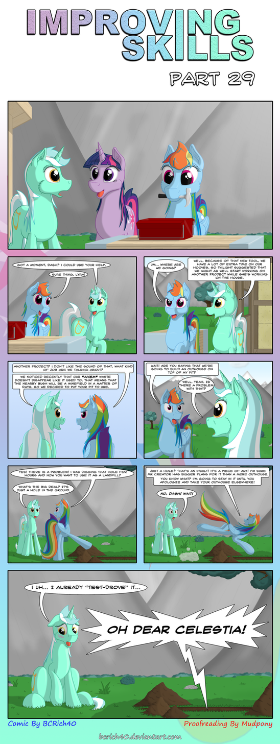 Improving Skills - Part 29 by BCRich40
