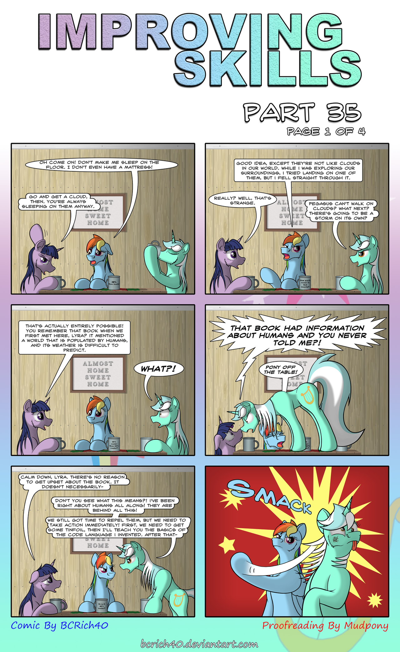Improving Skills - Part 35 - Page 1 by BCRich40