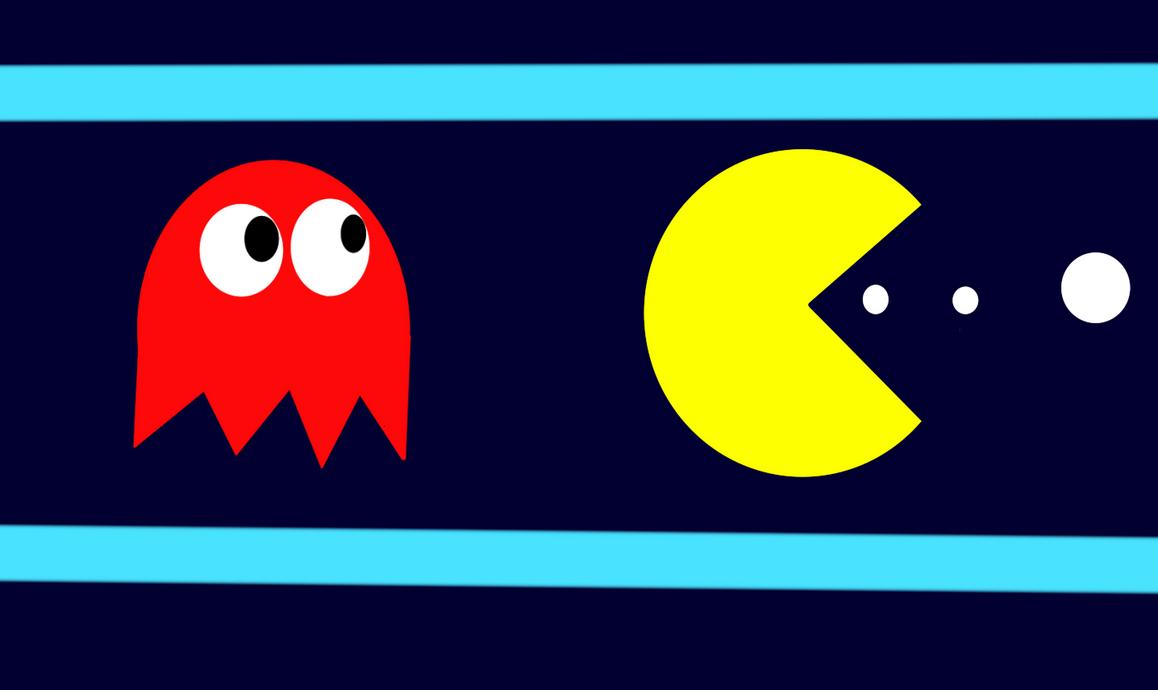Pacman Deviantart 2019: SteelTofu (u/SteelTofu)