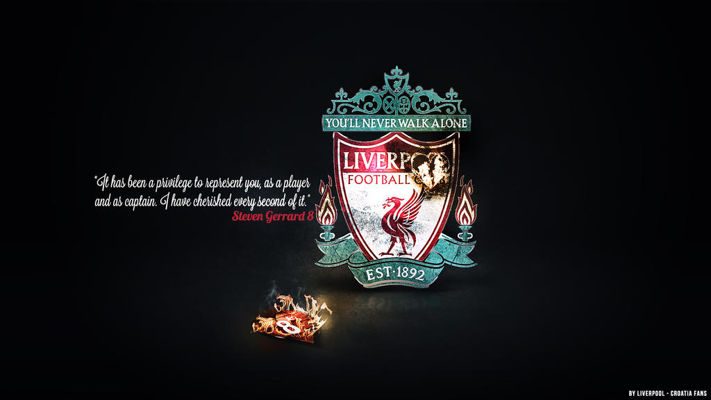 FC Liverpool Wallpaper by camber-design