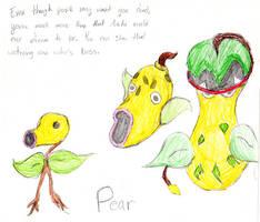 Marriland's HeartGold Nuzlocke- Pear