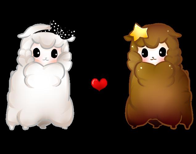 Chibi alpaca | Etsy