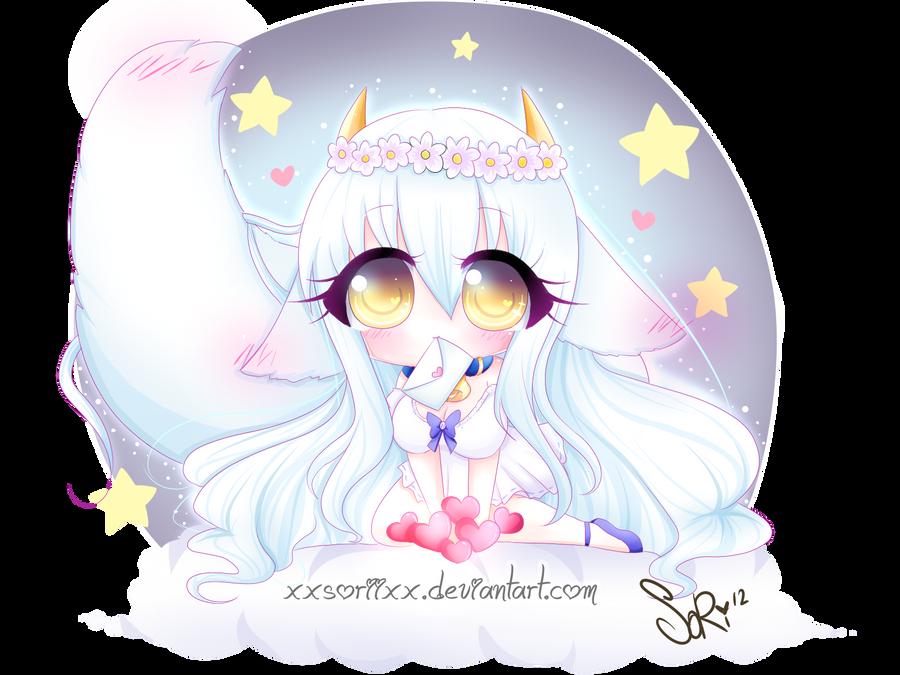 Gift: Yanti by SoriiNyu