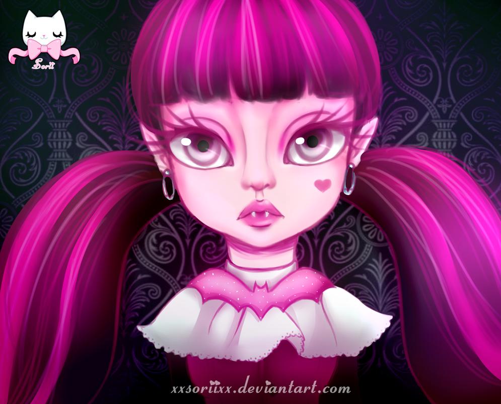 .: Draculaura :. by SoriiNyu