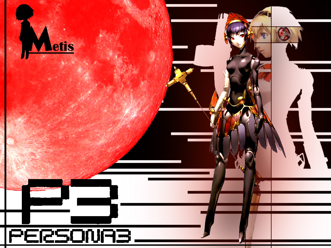 Wallpaper persona 3 fes by biodio on deviantart metis wallpaper persona 3 fes by biodio voltagebd Gallery