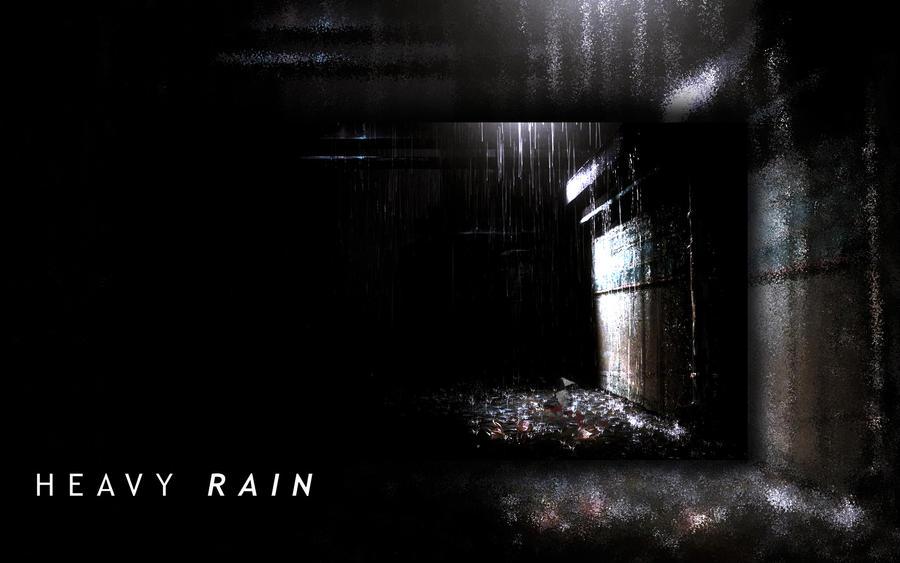 Heavy Rain Wallpaper by BioDio on DeviantArt